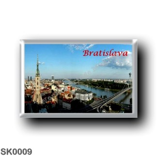 SK0009 Europe - Slovakia - Bratislava