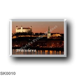 SK0010 Europe - Slovakia - Bratislava