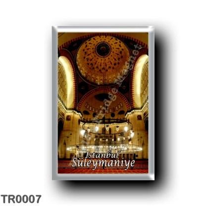 TR0007 Europe - Turkey - Istanbul - Basilica of Solimano