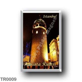 TR0009 Europe - Turkey - Istanbul - Galata Kulesi Torre Galata