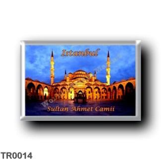 TR0014 Europe - Turkey - Istanbul - Sultan Ahmet Camii