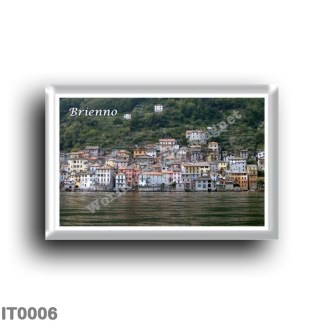 IT0006 Europe - Italy - Lombardy - Lake Como - Brienno