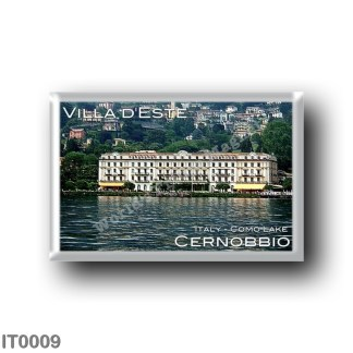 IT0009 Europe - Italy - Lake Como - Cernobbio - Villa d'Este