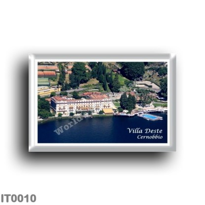 IT0010 Europe - Italy - Lombardy - Lake Como - Cernobbio - Villa Deste