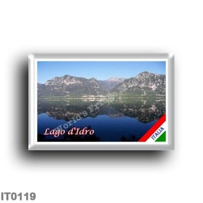 IT0119 Europe - Italy - Idro Lake - Panorama