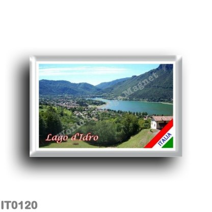 IT0120 Europe - Italy - Idro Lake - Panorama