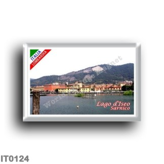 IT0124 Europe - Italy - Lombardy - Lake Iseo - Sarnico