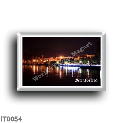 IT0054 Europe - Italy - Lake Garda - Bardolino