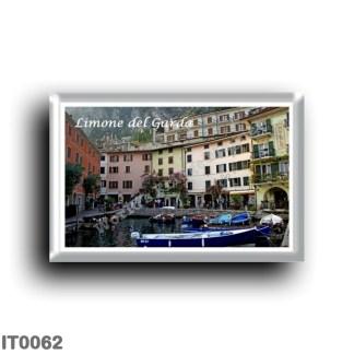 IT0062 Europe - Italy - Lake Garda - Limone del Garda - Porto