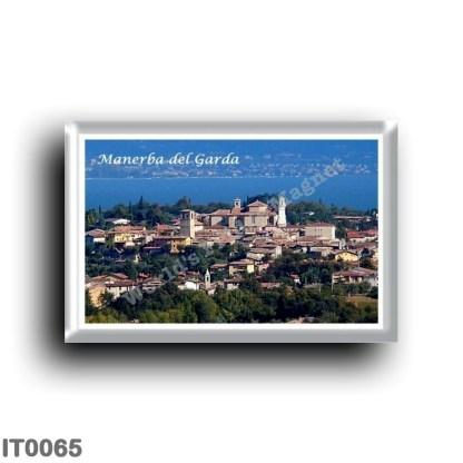 IT0065 Europe - Italy - Lake Garda - Manerba del Garda - Panorama