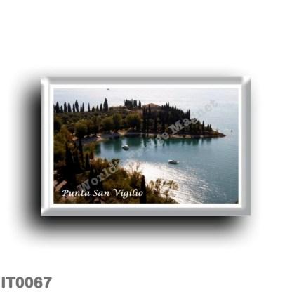 IT0067 Europe - Italy - Lake Garda - Punta San Vigilio