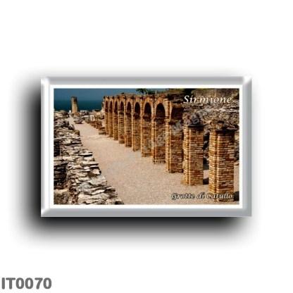 IT0070 Europe - Italy - Lake Garda - Sirmione - Grotte di Catullo