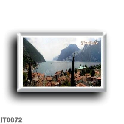 IT0072 Europe - Italy - Lake Garda - Torbole - Panorama