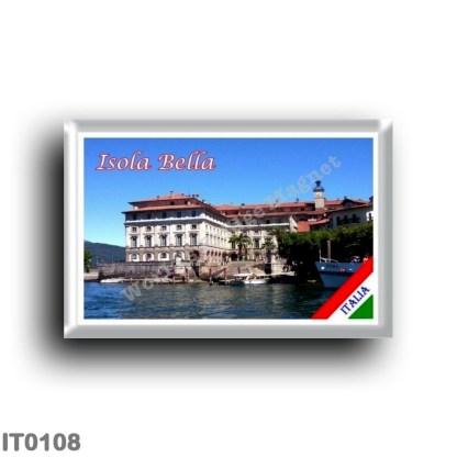 IT0108 Europe - Italy - Lake Maggiore - Isola Bella - Landing