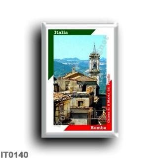 IT0140 Europe - Italy - Abruzzo - Bomba