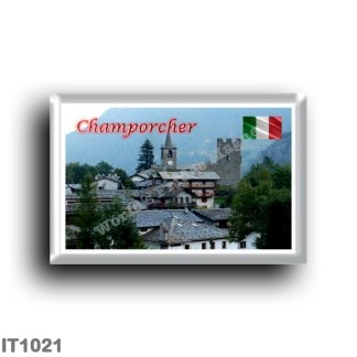 IT1021 Europe - Italy - Valle d'Aosta - Champorcher