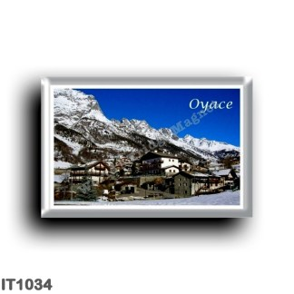 IT1034 Europe - Italy - Valle d'Aosta - Oyace