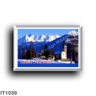 IT1039 Europe - Italy - Valle d'Aosta - Saint-Nicolas