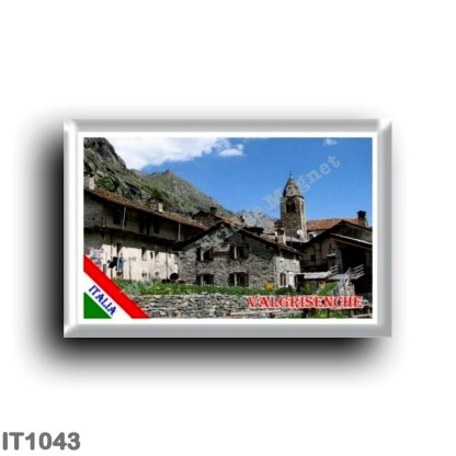 IT1043 Europe - Italy - Valle d'Aosta - Valgrisenche