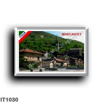 IT1030 Europe - Italy - Valle d'Aosta - Montjovet