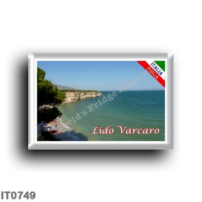 IT0749 Europe - Italy - Puglia - Lido Varcaro