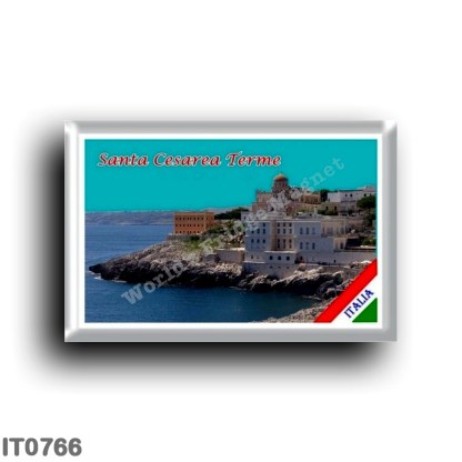 IT0766 Europe - Italy - Puglia - Salento - Santa Cesarea Terme