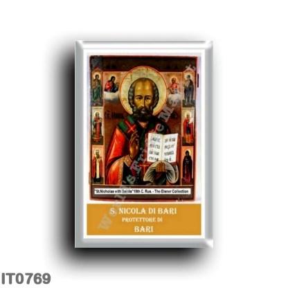 IT0769 Europe - Italy - Puglia - San Nicola di Bari