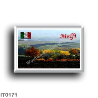 IT0171 Europe - Italy - Basilicata - Melfi - Cultivated fields