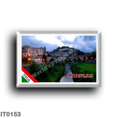 IT0153 Europe - Italy - Calabria - Cosenza