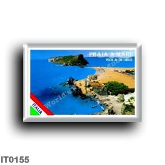 IT0155 Europe - Italy - Calabria - Praia a Mare - Dino Island