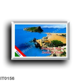IT0156 Europe - Italy - Calabria - Praia a Mare - Dino Island