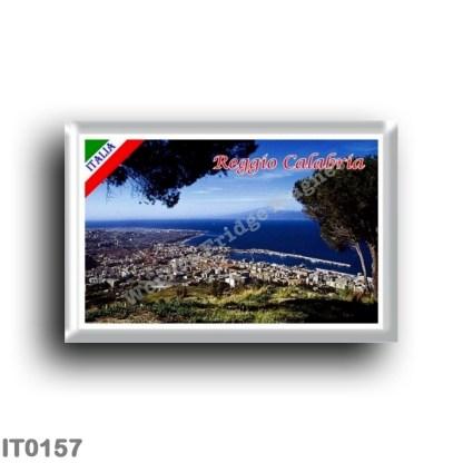 IT0157 Europe - Italy - Calabria - Reggio Calabria
