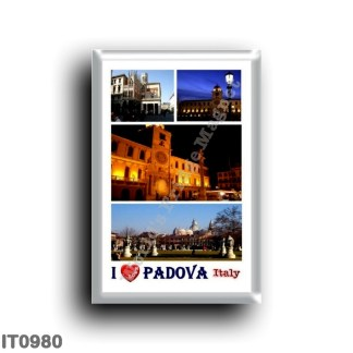IT0980 Europe - Italy - Veneto - Padova - I Love