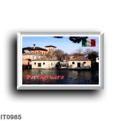 IT0985 Europe - Italy - Veneto - Portogruaro - Molini sul Lemene