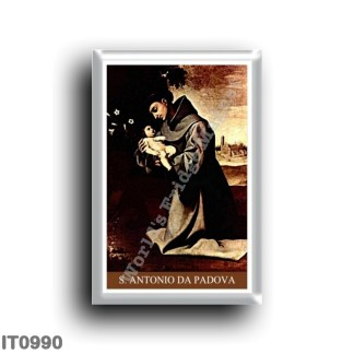IT0990 Europe - Italy - Veneto - Sant Antonio da Padova