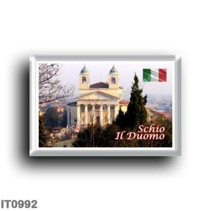 IT0992 Europe - Italy - Veneto - Schio - Duomo