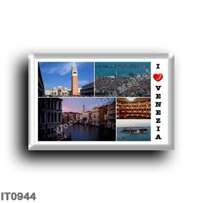 IT0944 Europe - Italy - Venice - I Love