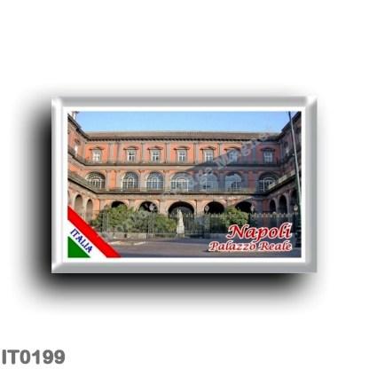 IT0199 Europe - Italy - Campania - Naples - Palazzo Reale