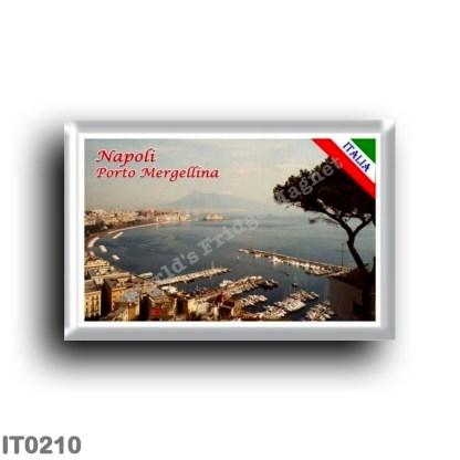 IT0210 Europe - Italy - Campania - Naples - Porto Mergellina