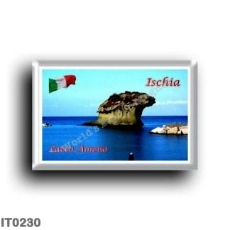 IT0230 Europe - Italy - Campania - Ischia Island - Famous Fungo di Lacco Ameno
