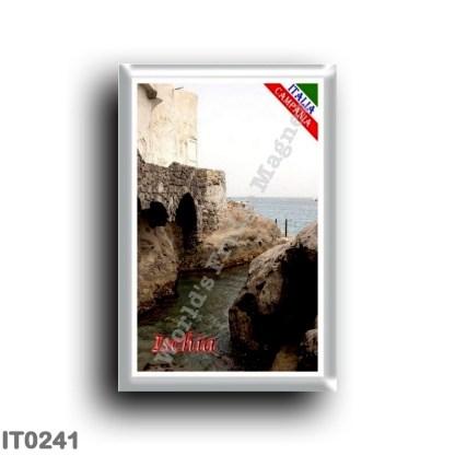 IT0241 Europe - Italy - Campania - Ischia Island - Ischia Ponte Inlet
