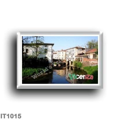 IT1015 Europe - Italy - Veneto - Vicenza - Ponte Barche