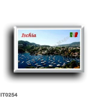 IT0254 Europe - Italy - Campania - Ischia Island - Porto