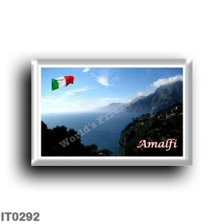 IT0292 Europe - Italy - Campania - Amalfi - Panorama
