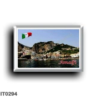 IT0294 Europe - Italy - Campania - Amalfi - Panorama