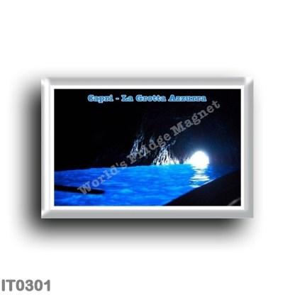 IT0301 Europe - Italy - Campania - Capri - The Blue Grotto
