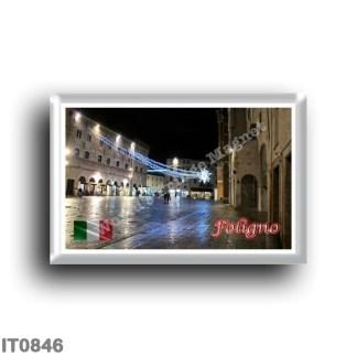 IT0846 Europe - Italy - Umbria - Foligno - Piazza della repubblica