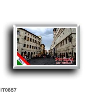 IT0857 Europe - Italy - Umbria - Perugia Corso Vannucci