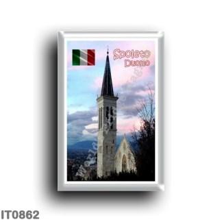 IT0862 Europe - Italy - Umbria - Spoleto - Il Duomo