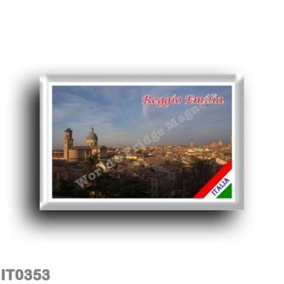 IT0353 Europe - Italy - Emilia Romagna - Reggio Emilia